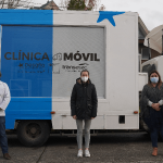 La clínica móvil de la alianza de Transelec